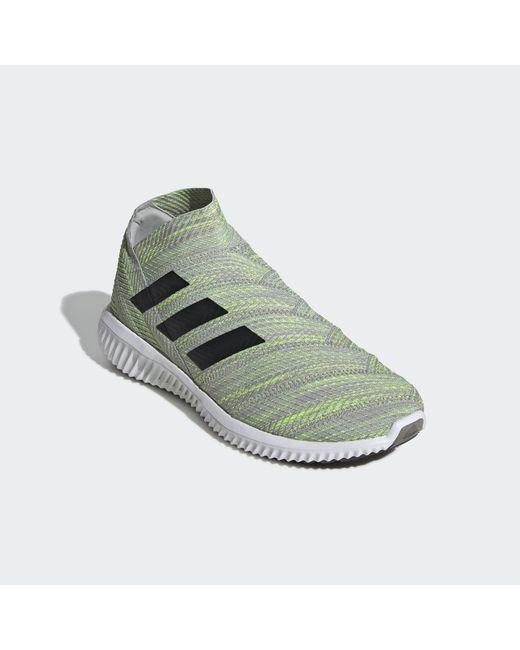 d429ee3a7 ... Adidas - Gray Nemeziz Tango 18.1 Trainers for Men - Lyst ...