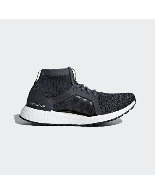 0515ca5f6 Adidas - Gray Ultraboost X All Terrain Shoes for Men - Lyst ...