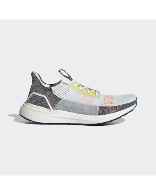 adidas Ultra Boost 2.0 Triple White for Men Lyst
