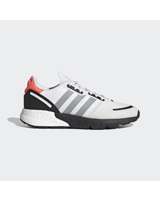 Adidas Metallic ZX 1K Boost Schuh