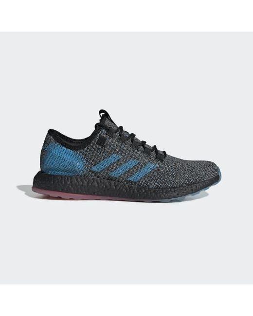 500cfa45f Adidas - Black Pureboost Ltd Shoes for Men - Lyst ...