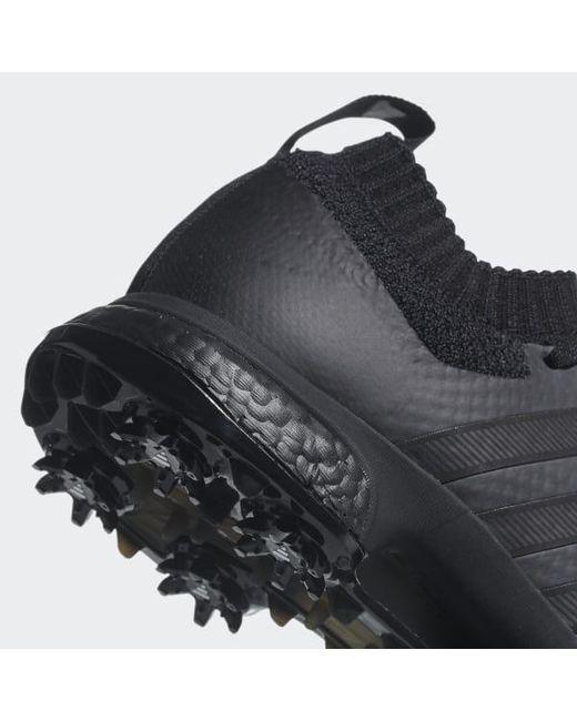Lyst para Adidas TOUR360 13825 tejer zapatos en negro Lyst para hombres