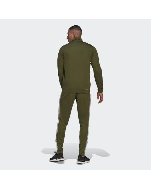 Adidas Athletics Tiro Trainingsanzug in Green für Herren