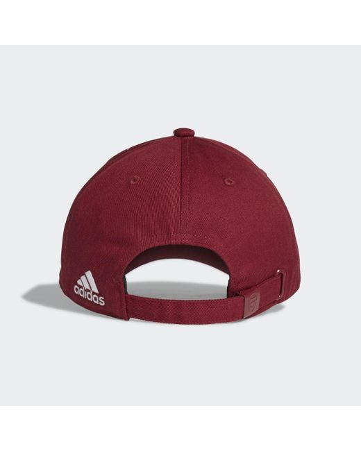 Adidas Red FC Arsenal Baseball Kappe
