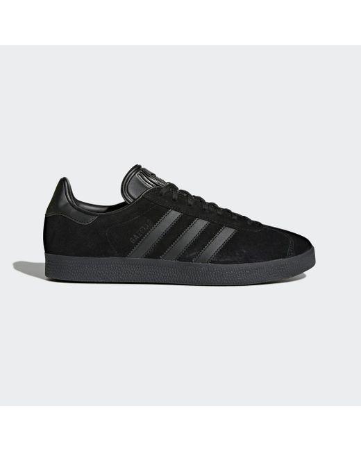 Chaussure Gazelle Adidas en coloris Black