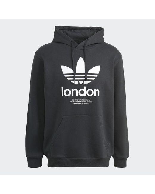 Adidas Black London Hoodie