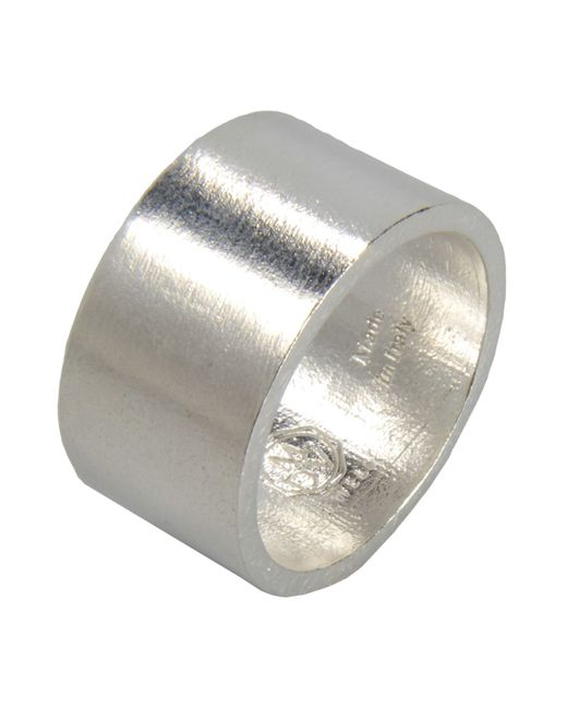 First People First   Metallic Ring for Men   Lyst