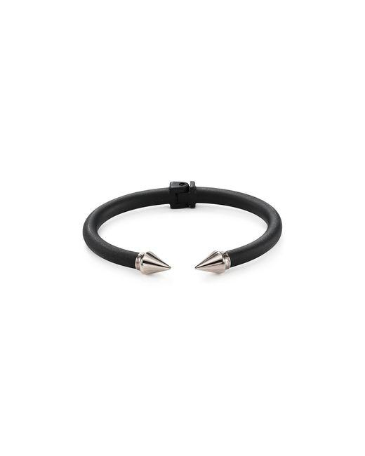Vita Fede   Black Mini Titan Two-tone Bracelet   Lyst