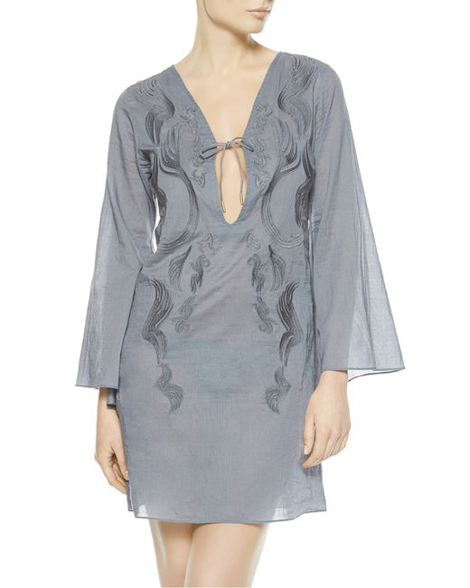 La Perla | Gray Dresses | Lyst