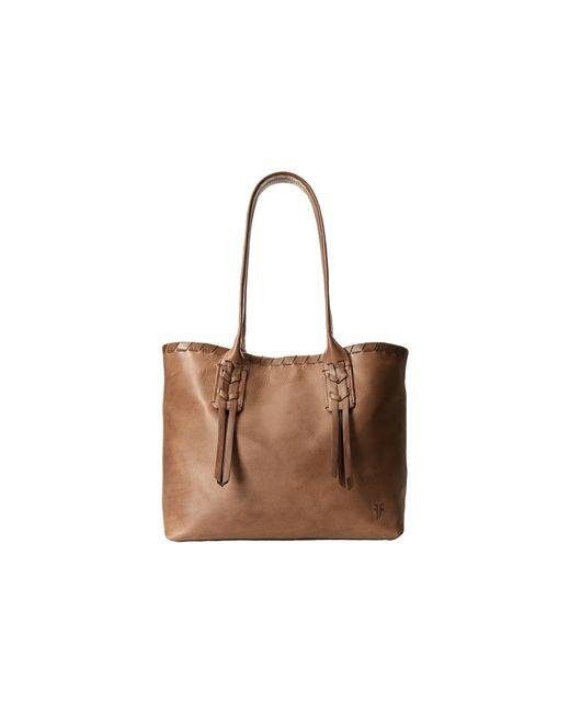 Frye | Brown Layla Concho Shopper | Lyst