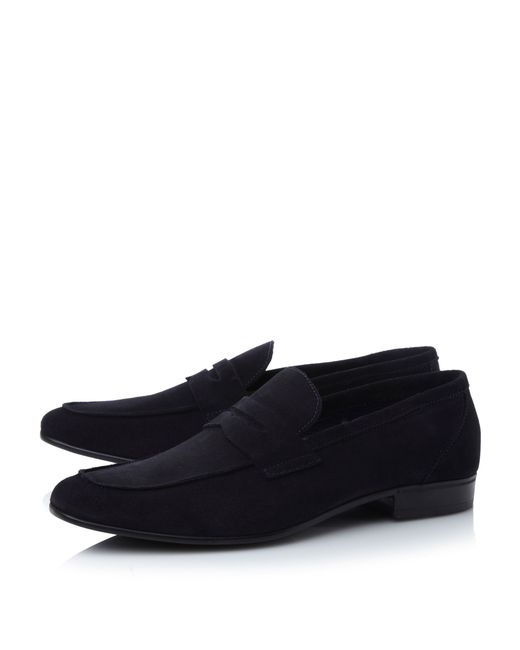 Roland Cartier | Blue Beech Saddle Casual Loafers for Men | Lyst