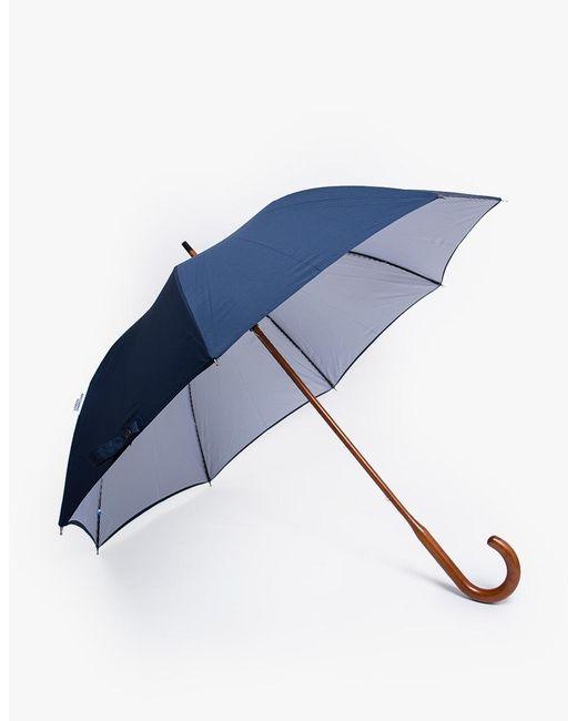 London Undercover | Blue Classic Umbrella | Lyst