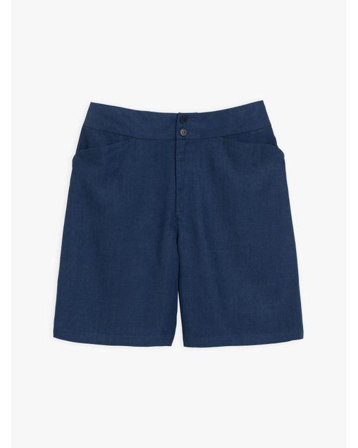 Agnes B. Blue Denim Pant-skirt