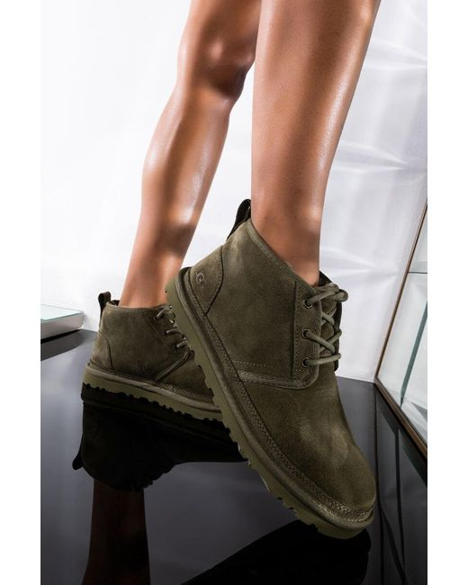 Ugg Multicolor Classic Neumel Lace Up Boots
