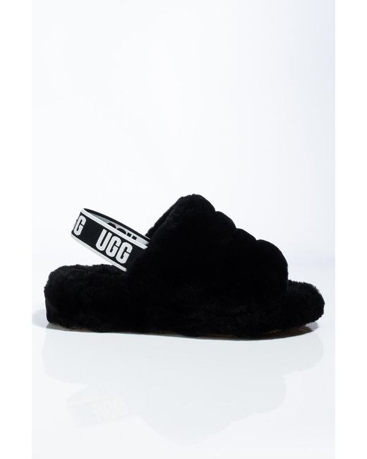 UGG Rubber Fluff Yeah Slide - Shoes in