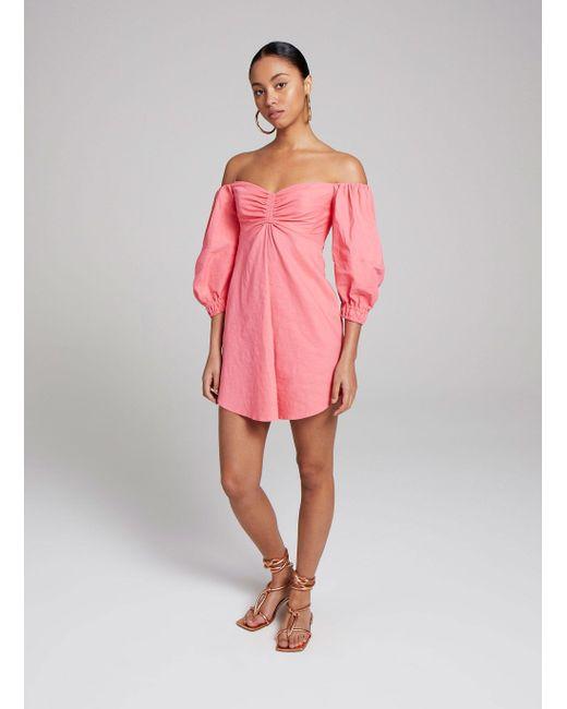 A.L.C. Pink Mila Dress