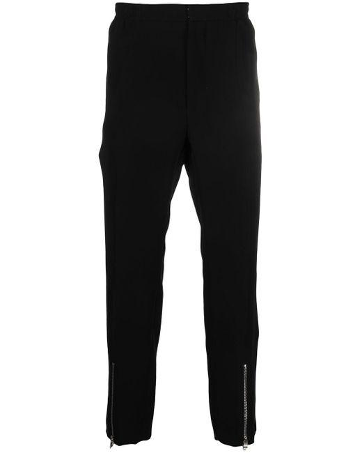 Alexander McQueen Black Trousers for men