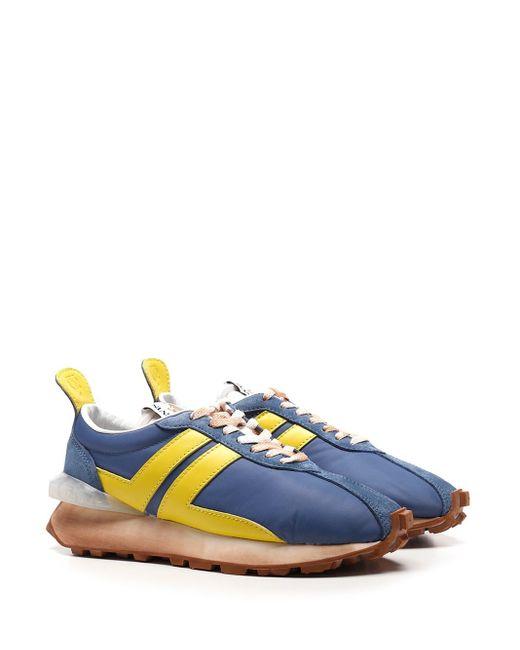 """Sneaker """"Bumpr"""" blu avio di Lanvin in Blue da Uomo"""
