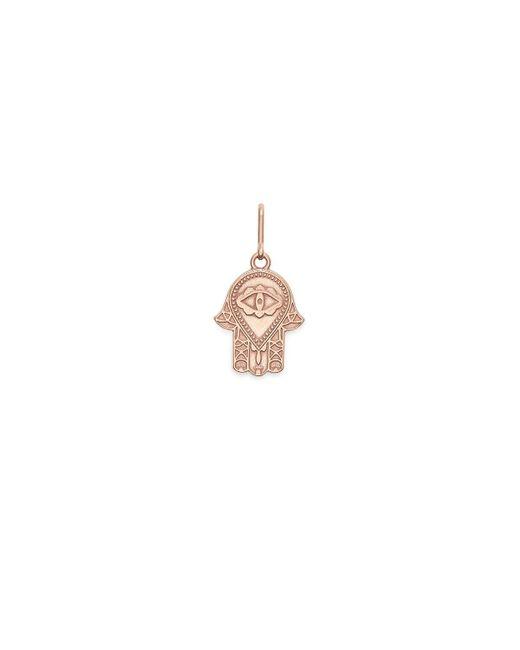 ALEX AND ANI - Metallic Hamsa Necklace Charm - Lyst