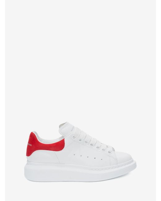 Baskets oversize Alexander McQueen en coloris White
