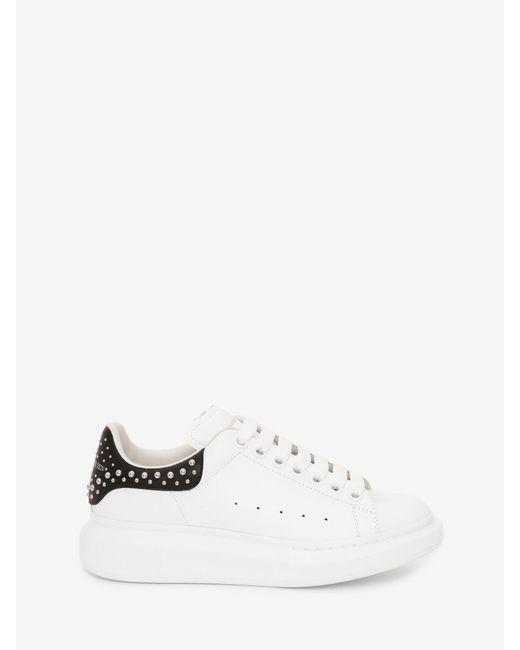 Alexander McQueen Oversized Sneaker Multicolor
