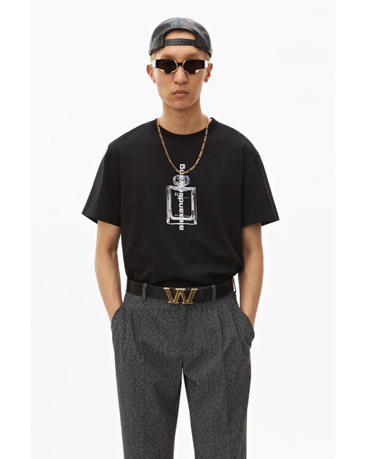 Alexander Wang Black Denim 5 Pocket Jeans for men