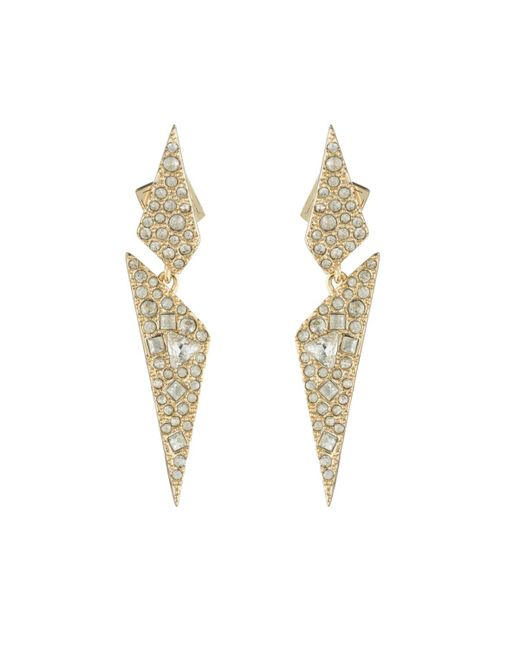 Alexis Bittar - Multicolor Crystal Encrusted Origami Earring You Might Also Like - Lyst