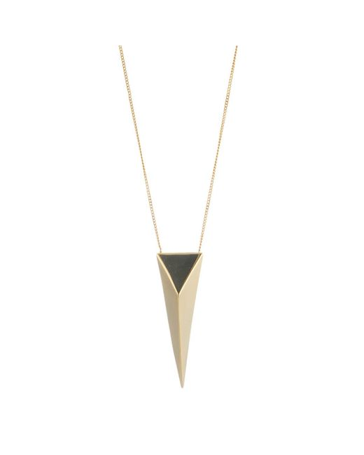 Alexis Bittar | Multicolor Large Pyramid Pendant Necklace You Might Also Like | Lyst
