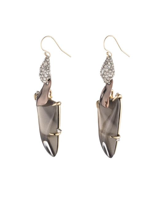 Alexis Bittar | Multicolor Long Triangle Lucite Wire Earring You Might Also Like | Lyst