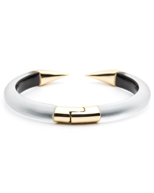 Alexis Bittar | Metallic Mirrored Pyramid Brake Hinge Bracelet You Might Also Like | Lyst