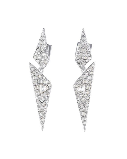 Alexis Bittar Multicolor Crystal Encrusted Dangling Origami Post Earring You Might Also Like