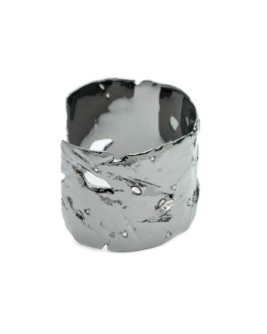 Alexis Bittar | Metallic Textured Cuff Bracelet You Might Also Like | Lyst