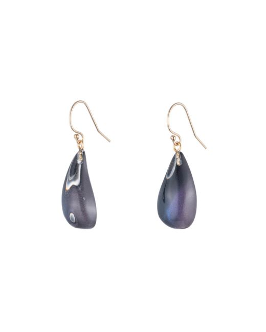 Alexis Bittar   Blue Clear Dew Drop Earring You Might Also Like   Lyst