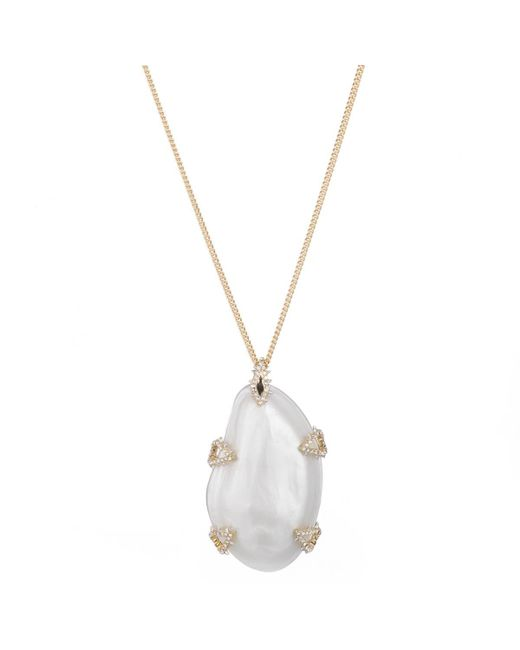 Alexis Bittar | Metallic Liquid Silk Pendant Necklace You Might Also Like | Lyst