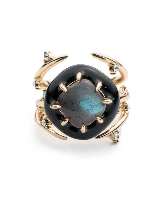 Alexis Bittar | Metallic Multi Spike Interlocking Ring Set You Might Also Like | Lyst