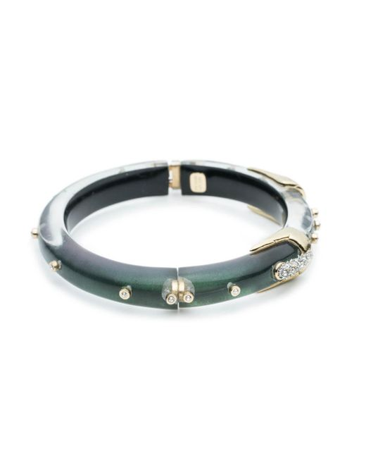 Alexis Bittar   Multicolor Skinny Buckle Hinge Bracelet You Might Also Like   Lyst