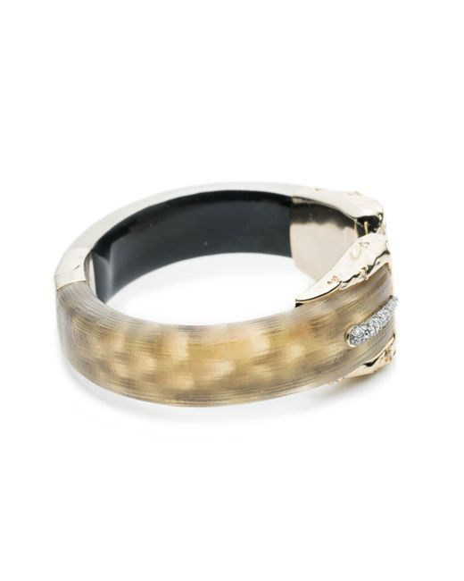 Alexis Bittar | Metallic Double Buckle Hinge Bracelet You Might Also Like | Lyst