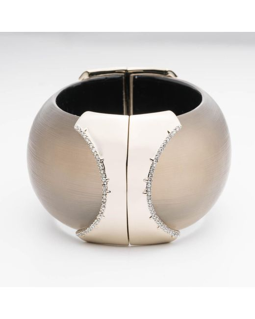 Alexis Bittar - Multicolor Large Dome Hinge Bracelet You Might Also Like - Lyst