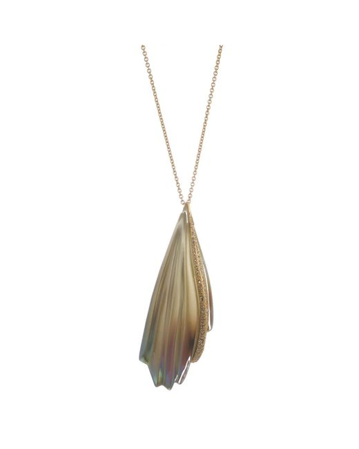 Alexis Bittar | Multicolor Sculptural Pendant Necklace You Might Also Like | Lyst
