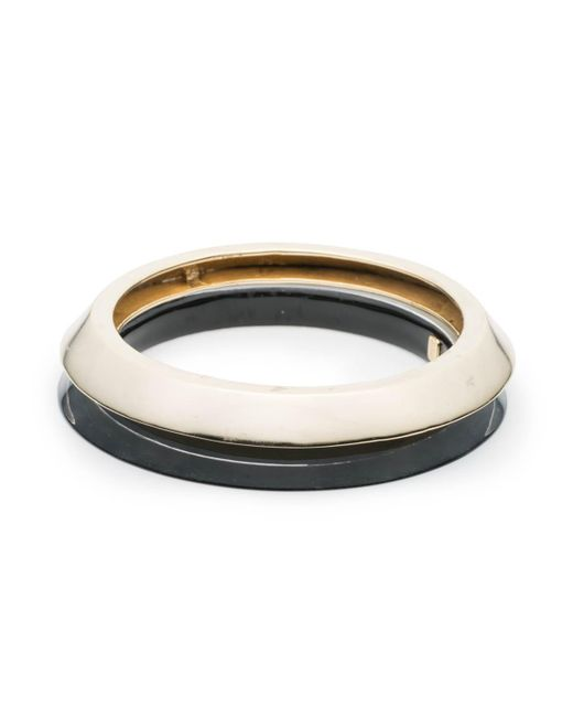 Alexis Bittar - Black Angled Bangle Set You Might Also Like - Lyst