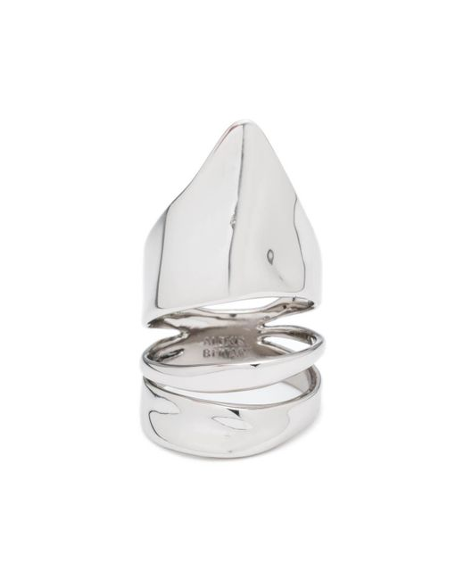 Alexis Bittar - Multicolor Armor Ring You Might Also Like - Lyst
