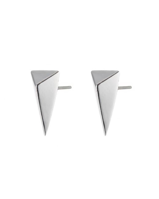 Alexis Bittar Metallic Pyramid Post Earring You Might Also Like
