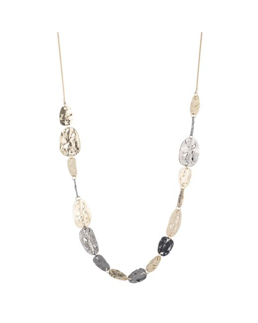 Alexis Bittar | Metallic Rocky Medallion Station Necklace You Might Also Like | Lyst