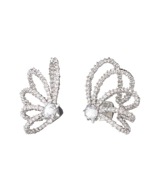Alexis Bittar Multicolor Crystal Lace Orbiting Post Earring You Might Also Like