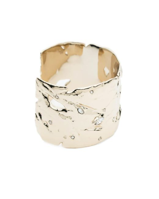Alexis Bittar - Metallic Textured Cuff Bracelet You Might Also Like - Lyst