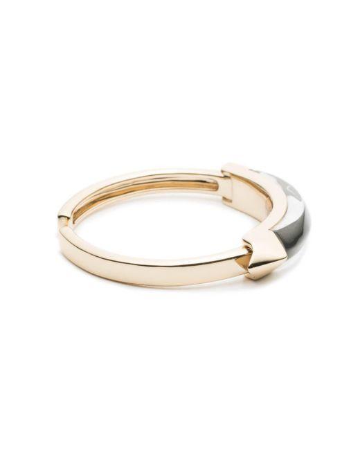 Alexis Bittar | Metallic Pyramid Stud Hinge Cuff Bracelet You Might Also Like | Lyst
