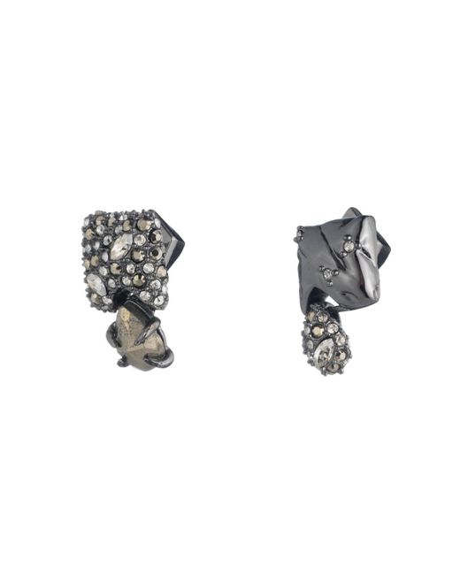 Alexis Bittar - Multicolor Mismatched Stud Earrings - Lyst