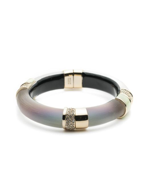 Alexis Bittar - Metallic Crystal Encrusted Segmented Hinge Bracelet You Might Also Like - Lyst