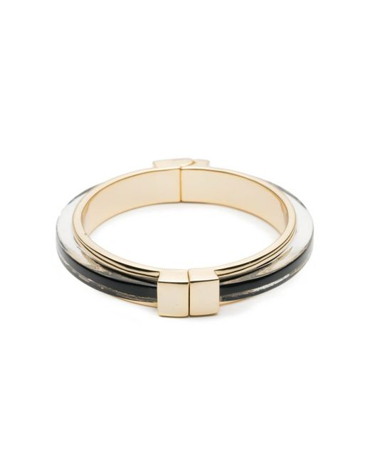 Alexis Bittar - Black Minimalist Hinge Bracelet You Might Also Like - Lyst