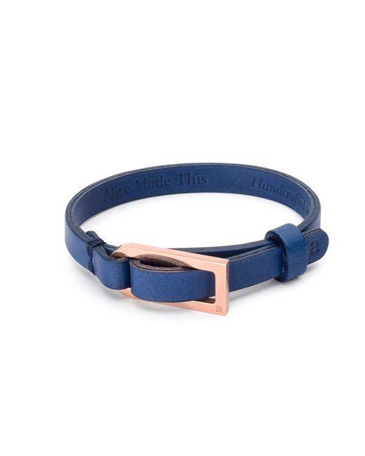 Alice Made This | Blue Ernest Bracelet for Men | Lyst